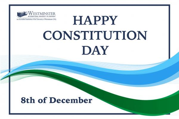 Day of adoption of the Constitution