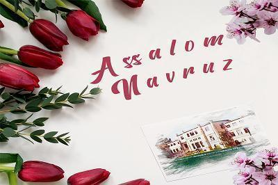 Navruz Greetings