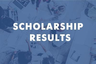 Scholarship Results 2020/21
