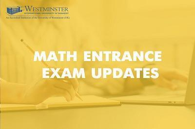 Math Exam Postponed
