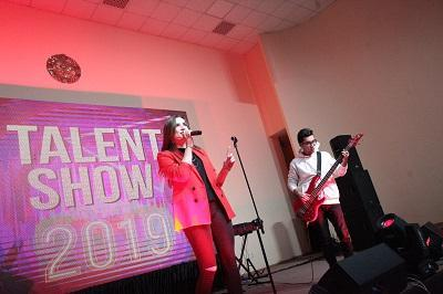 Charity concert:Talent Show 2019