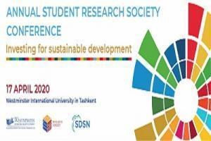 Annual Student Research Society Conference