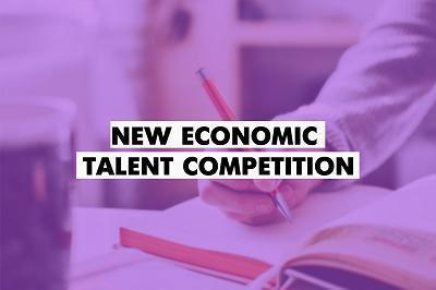 New Economic Talent Finalist